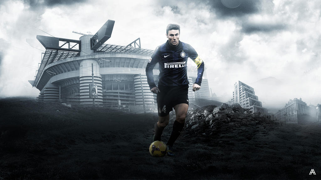 Javier Zanetti Wallpaper