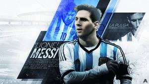 Lionel Messi (Argentina) by AlbertGFX