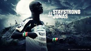 Stay Strong Jonas! by AlbertGFX