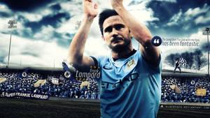 Frank Lampard Wallpaper (Manchester City FC) by AlbertGFX