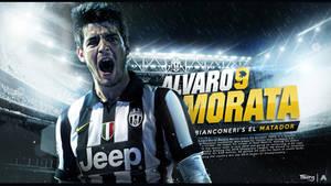 Alvaro Morata Wallpaper 2014/2015