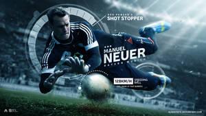 Manuel Neuer 2016/17 Wallpaper