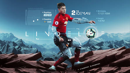 Victor Lindelof, the Iceman (2018/19)