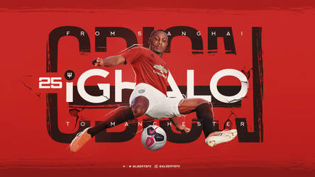 Odion Ighalo (Manchester United)