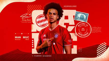 Leroy Sane (Bayern Munich)