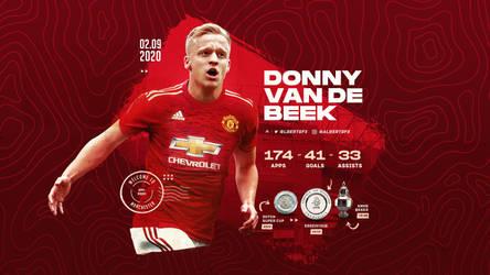 Donny van de Beek (Manchester United)