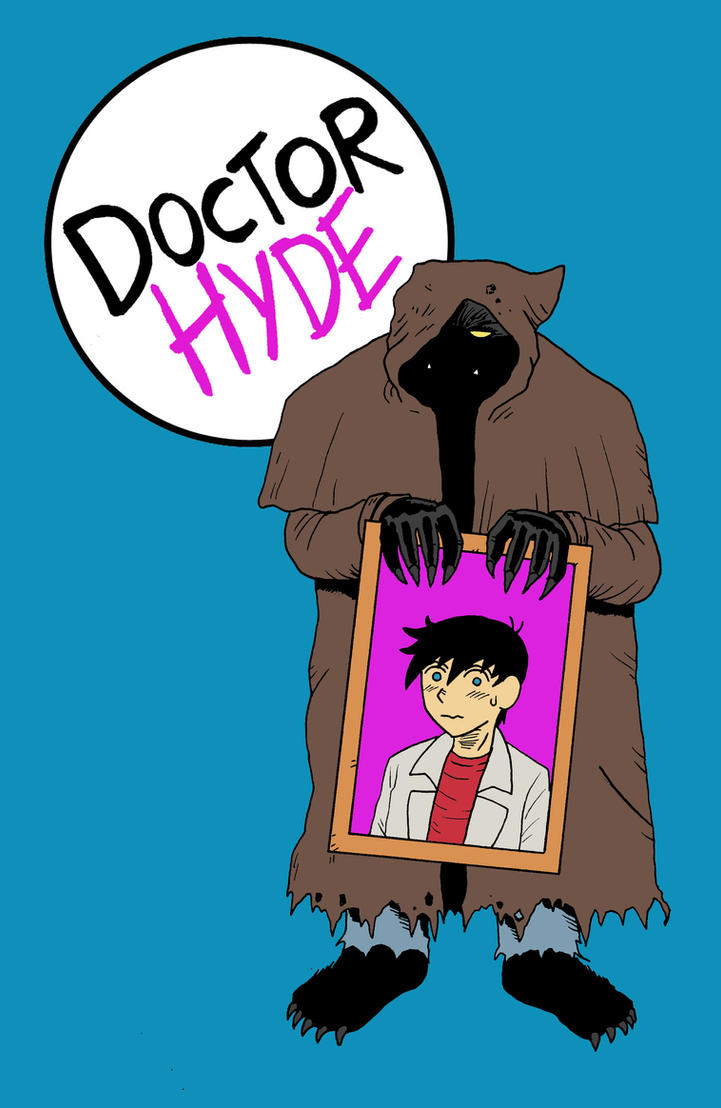 Doctor Hyde cover art by synwells
