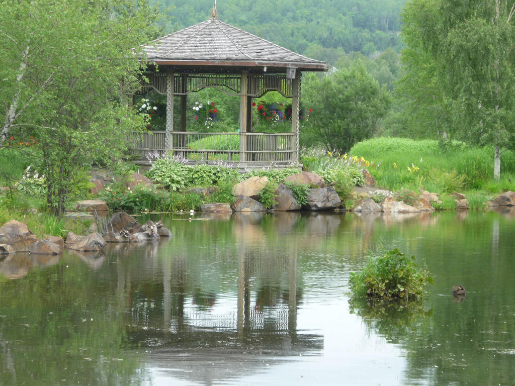Jardin botanique2 by Phenixia