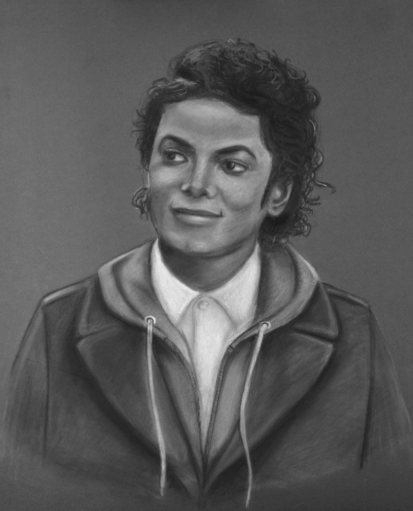 how to draw michael jackson bad