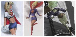 SupergirlSketches