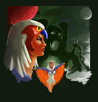 Guardian of Grayskull by artist2point5