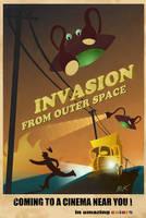 Invasion by artist2point5