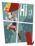 Supergirl Hi
