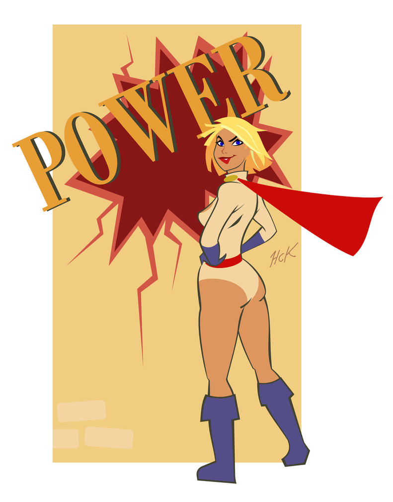 Power by artist2point5