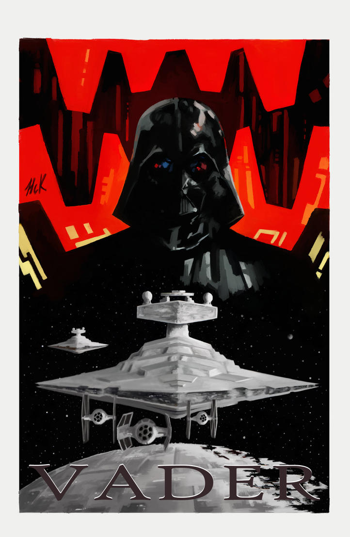 Vader by artist2point5