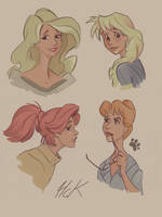 Request Animated Ladies by artist2point5