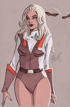 Captain Adora sketch