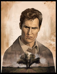True Detective - the Taxman by obywatelsowa