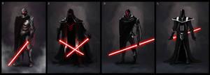 Darth Vader redesign