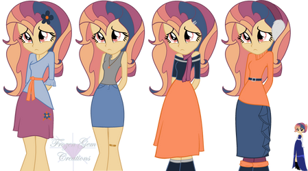 CONTEST SUBMISSION: Dusk's Clothes (All Seasons)