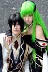 CG: emperor and empress
