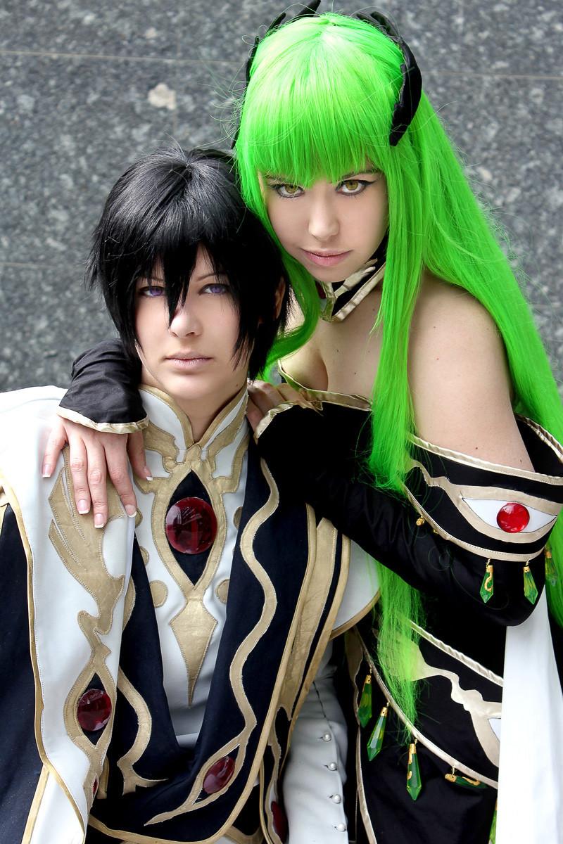 CG: emperor and empress by prechu