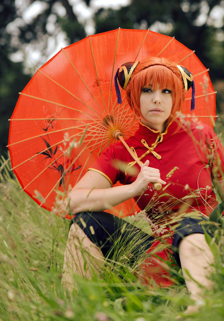 Gintama: Kagura by prechu