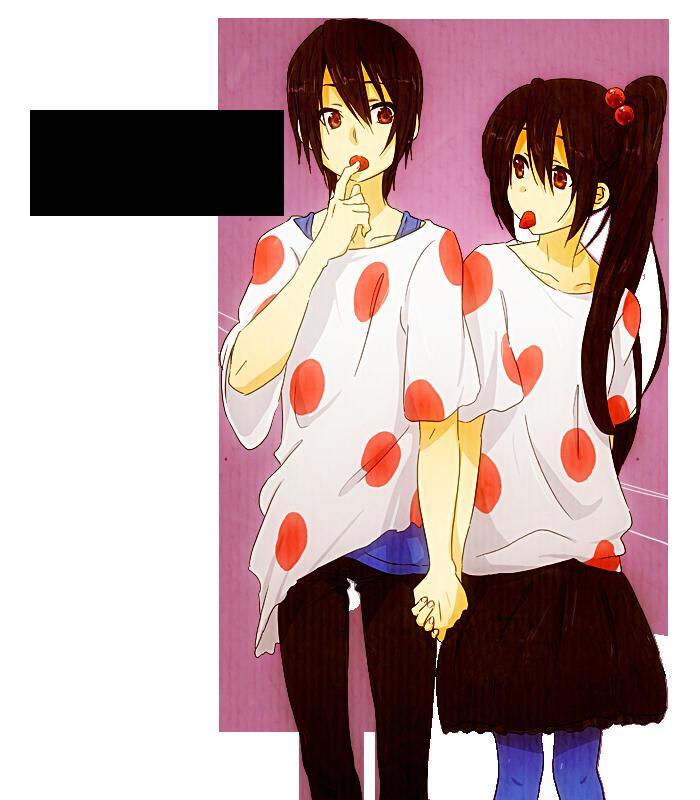 Azusa and Asuzu Render