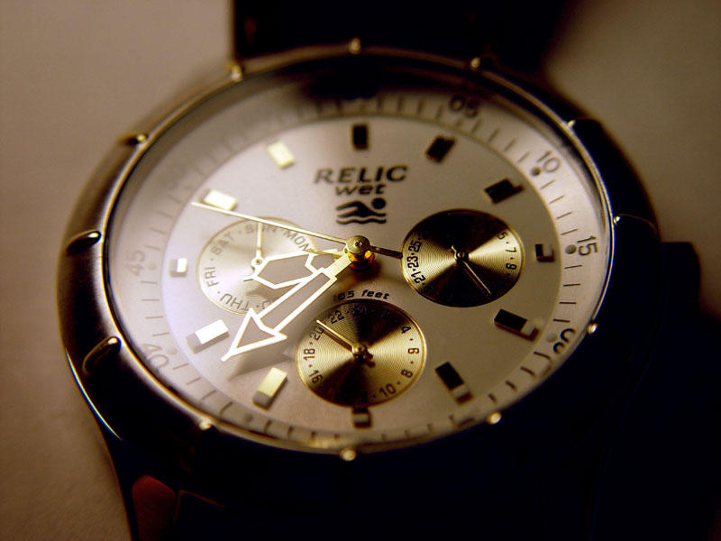a watch by sirkus
