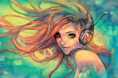 Gamer Girl by Dignity13