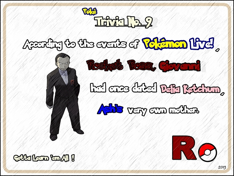 'PokeTrivia No. 9 by TrainerEM-Dustin