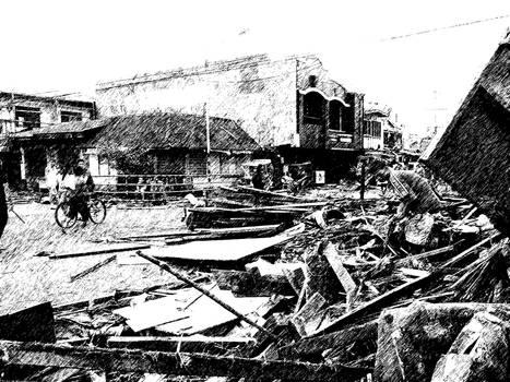 Desolation: Scenes of the Strongest Storm