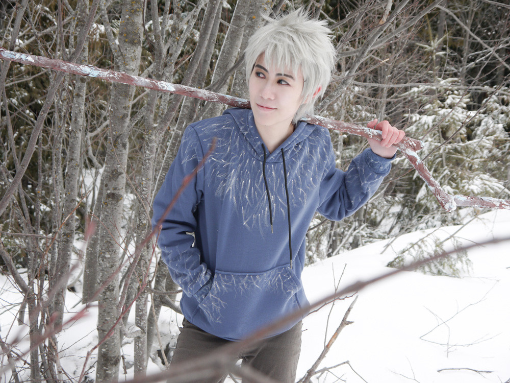 Rise of the Guardians: Jack Frost by kkk7969 on DeviantArt Rise Of The Guardians Cosplay