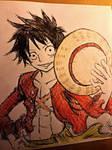 One Piece- Monkey D. Luffy