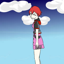 I'm okay. Sora always comes back. [Quick Practice] by SenpaiCheyenne