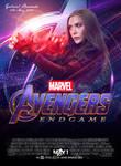 Avengers Scarlett Witch Poster