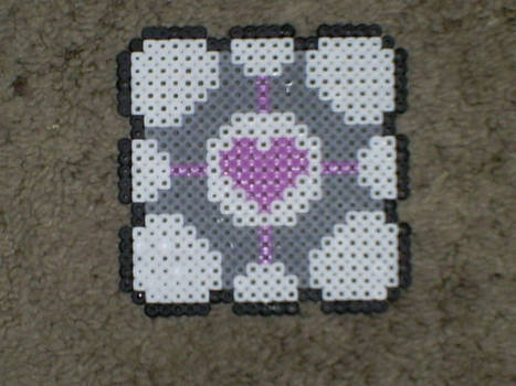 Portal-Weighted Companion Cube