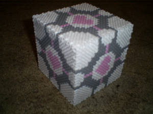 Weighted Companion Cube+