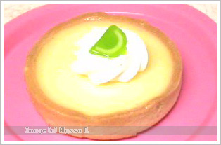 Lemon Cream Mini Tart by hazelnutbread