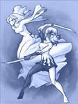 Aneya and Mira