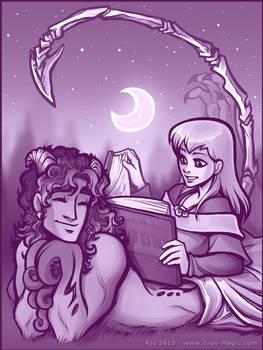 Severian and Tareth
