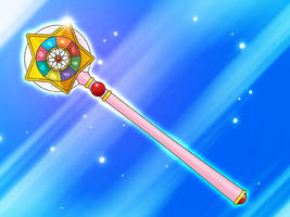 Planet Wand Appears by ParlourTricks