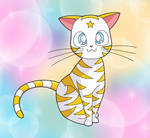 Ivana the Star Cat by ParlourTricks