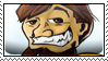Stamp bob by Illusion-Noire