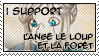 Stamp Support ALF by Illusion-Noire