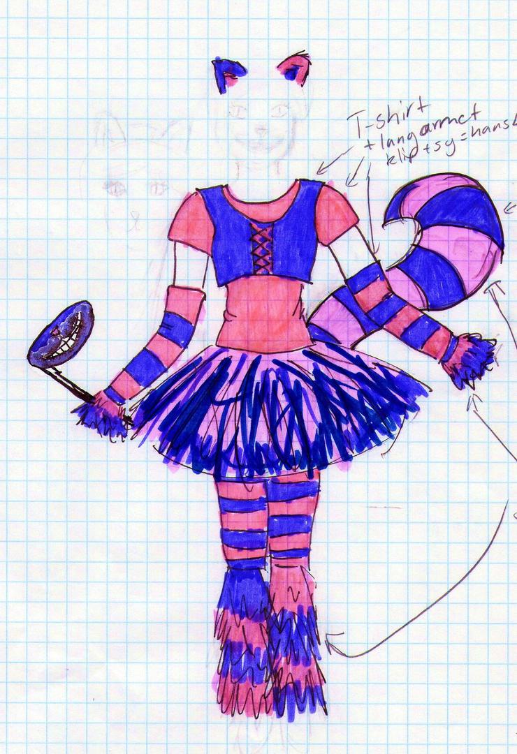Tween Cheshire Cat Costume - Spirithalloweencom