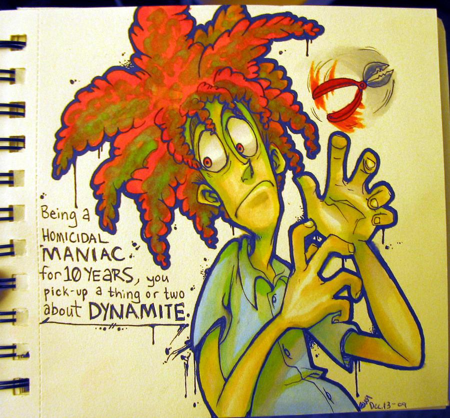 SIXBYSIX: Dynamite by real-faker