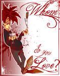 WHOM do you love?