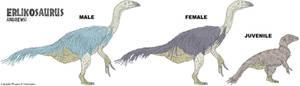 LtL Erlikosaurus