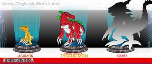 Digimon World Championship Evolution Chart